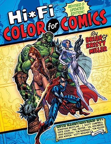 9780985712099: Hi-Fi Color for Comics