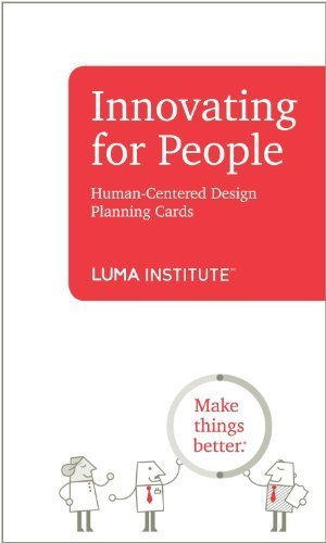 9780985750916: Innovating for People: Human-Centered Design Planning Cards