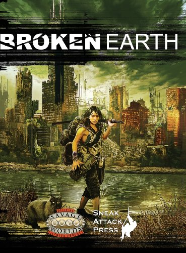 Broken Earth (Savage Worlds): Matthew J. Hanson