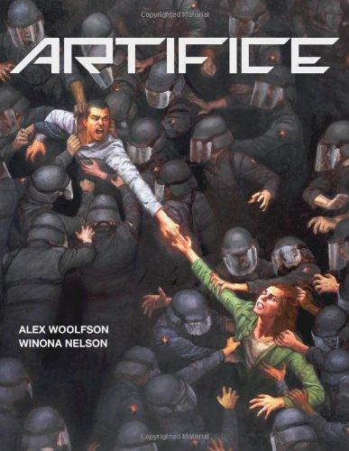 Artifice: Alex Woolfson
