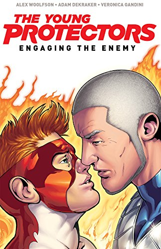 9780985760427: The Young Protectors: Engaging the Enemy