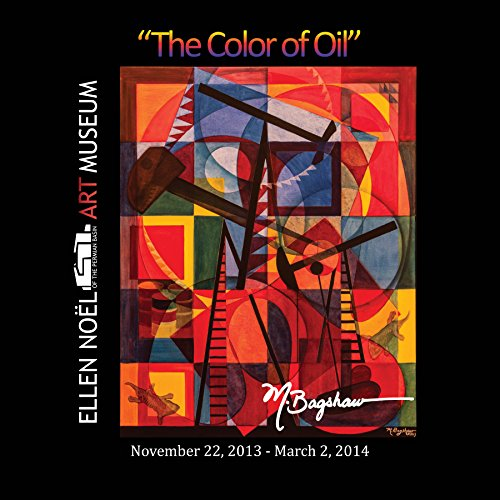 Margarete Bagshaw - The Color of Oil - Catalogue: Kate Nelson