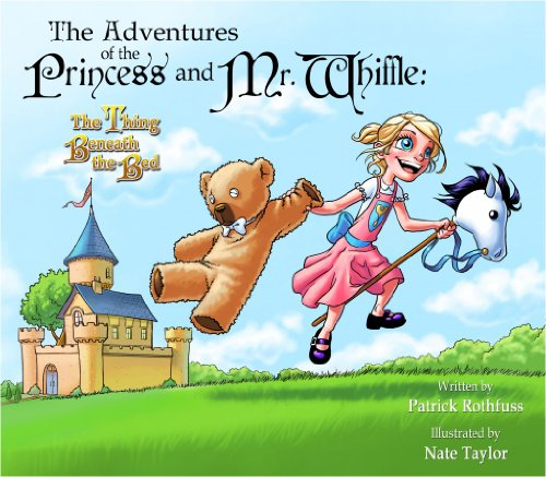 9780985769123: (Color Cover) The Adventures of the Princess and Mr. Whiffle: The Thing Beneath the Bed. (The Princess and Mr. Whiffle)
