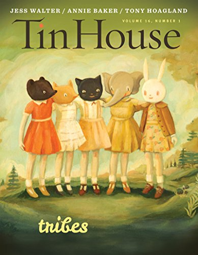 9780985786984: Tin House: Tribes (Fall 2014): 16-1