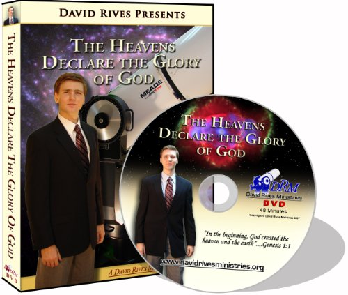 9780985792619: The Heavens Declare the Glory of God DVD