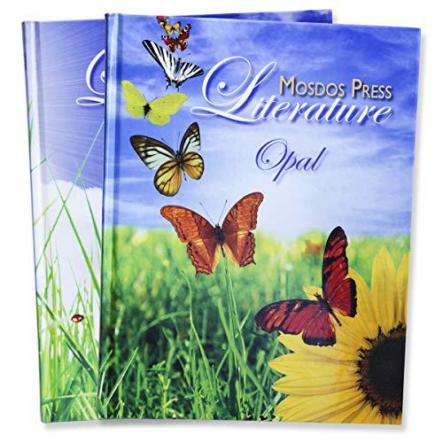 Mosdos Press Literature Opal books 1 and: Judith Factor