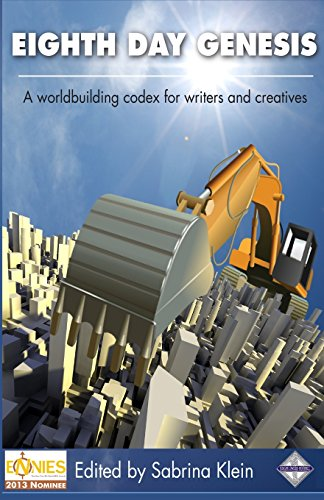 9780985825409: Eighth Day Genesis: A Worldbuilding Codex for Writers and Creatives