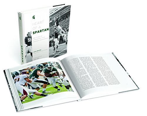 Heart Of A Spartan: The Story of a Michigan State Football Renaissance: Jack Ebling