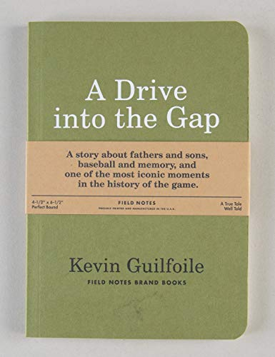 9780985831608: A Drive into the Gap