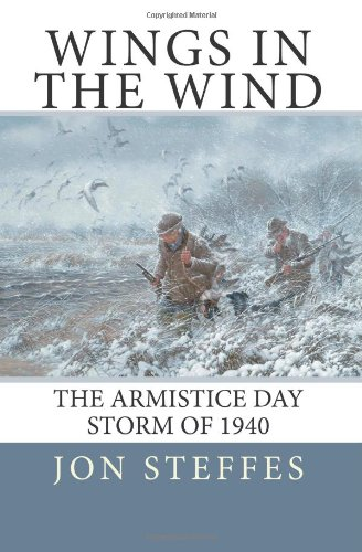 9780985856908: Wings in the Wind: The Armistice Day Storm of 1940