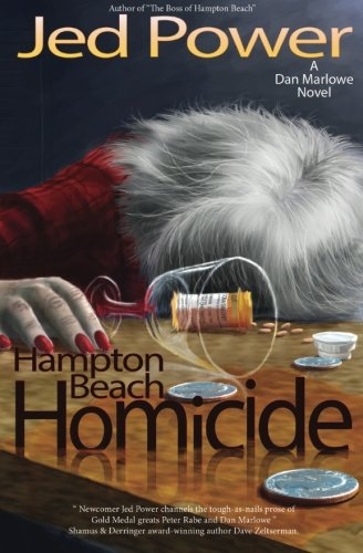 Hampton Beach Homicide: A Dan Marlowe Novel: Jed Power