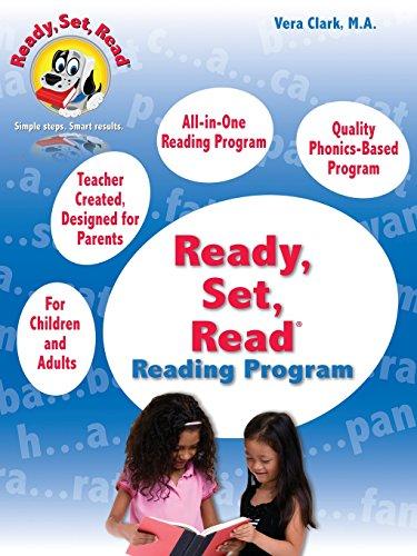 9780985870362: Ready, Set, Read: Reading Program