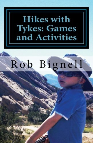 9780985873905: Hikes with Tykes: Games and Activities