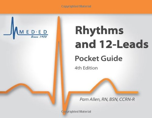 9780985877712: Rhythms and 12-Leads Pocket Guide