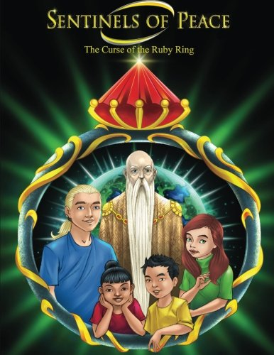 9780985880903: The Curse of the Ruby Ring (Sentinels of Peace)