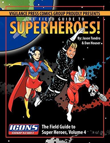 9780985881511: Field Guide to Superheroes Volume 4