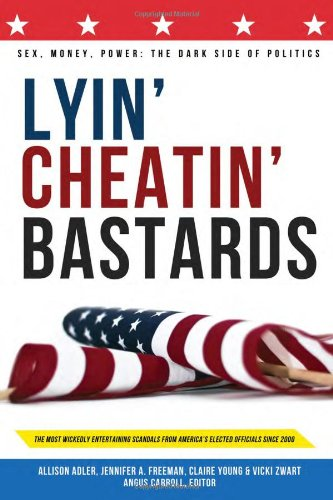 Lyin' Cheatin' Bastards: Allison Adler; Jennifer