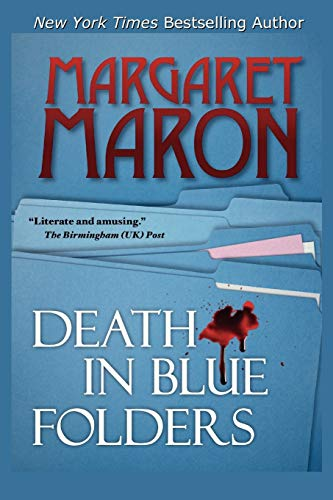 9780985910709: Death in Blue Folders (Sigrid Harald Series; 3)