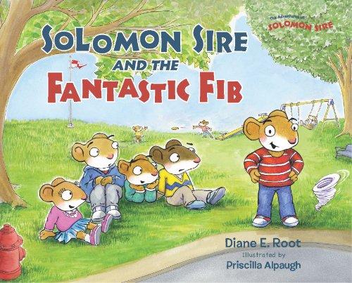 9780985928605: Solomon Sire and the Fantastic Fib (The Adventures of Solomon Sire)