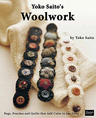 Yoko Saito's Woolwork (English Version): Yoko Saito