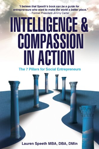 9780985975302: Intelligence & Compassion in Action, The Seven Pillars for Social Entrepreneurs