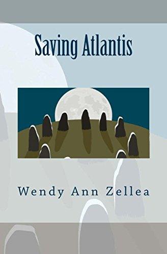 9780985982829: Saving Atlantis: A Mystical, Modern Myth
