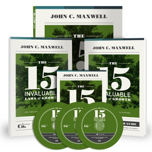 9780986022036: The 15 Invaluable Laws of Growth: DVD Training Curriculum