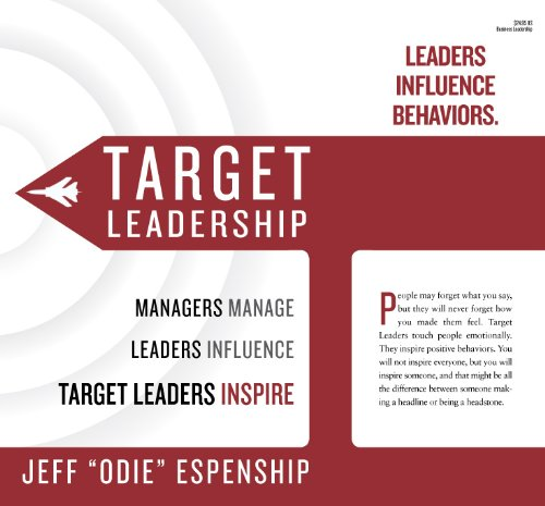 9780986036903: Target Leadership - Managers Manage - Leaders Influence - Target Leaders Inspire
