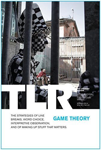 9780986070334: The Literary Review: Game Theory
