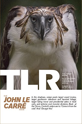 9780986070396: The Literary Review: John Le Carré