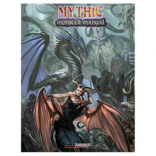 9780986103506: Mythic Monster Manual (Pathfinder, LG2001MMM)