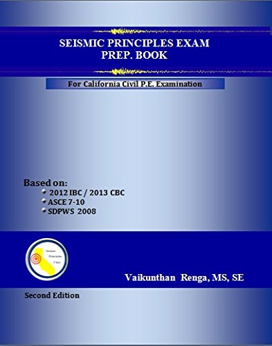 9780986114205: Seismic Principles Exam - Prep. Book