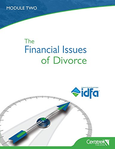 The Financial Issues of Divorce: Certitrek Publishing
