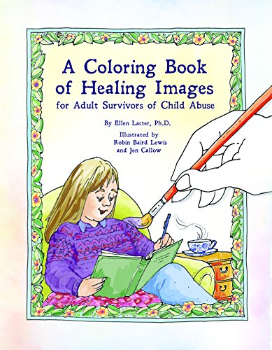 9780986234040: A Coloring Book of Healing Images for Adult Survivors of Child Abuse