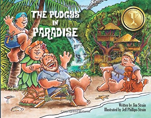 9780986244506: The Pudgys in Paradise