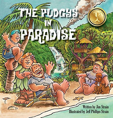 9780986244513: The Pudgys In Paradise