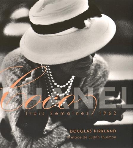9780986250002: Coco Chanel : Trois semaines 1962