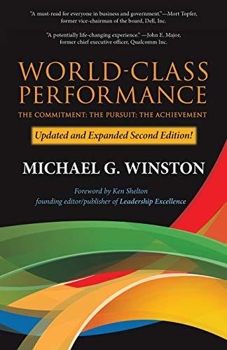 9780986264146: World-Class Performance