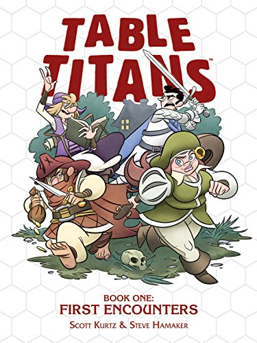 9780986277917: Table Titans Volume 1: First Encounters