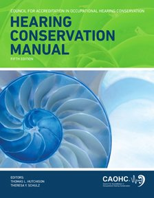 9780986303807: Hearing Conservation Manual