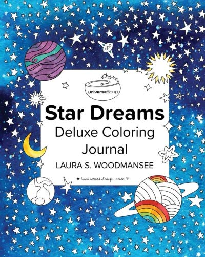 9780986317248: Star Dreams Deluxe Coloring Journal