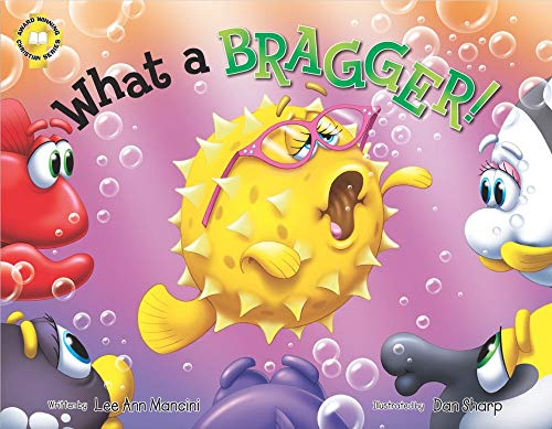 9780986360428: What A Bragger!: Adventures Of The Sea Kids
