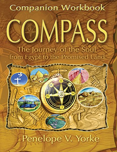 9780986389603: Companion Workbook: Compass - The Journey of the Soul from Egypt to the Promised Land
