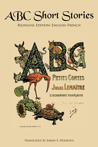 9780986400612: ABC Short Stories: Bilingual Edition: English-French