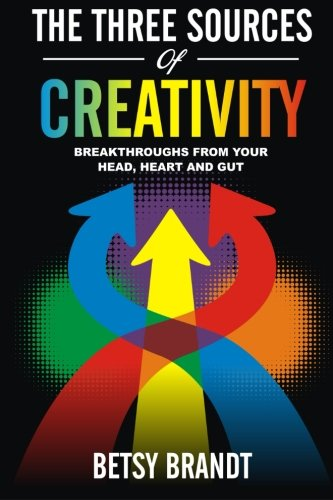9780986401312: The Three Sources of Creativity: Breakthroughs from Your Head, Heart and Gut