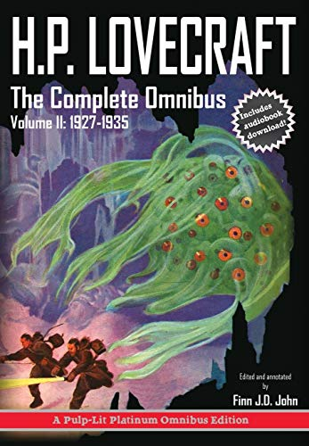 9780986409769: H.P. Lovecraft, The Complete Omnibus Collection, Volume II: 1927-1935