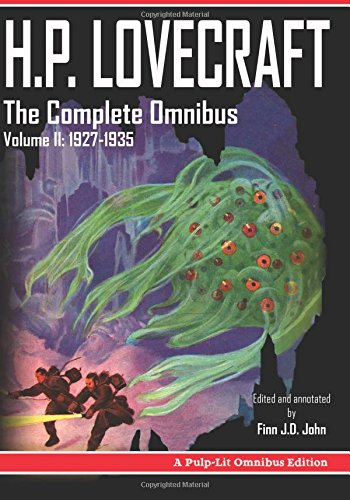 9780986409783: H.P. Lovecraft, The Complete Omnibus Collection, Volume II: 1927-1935