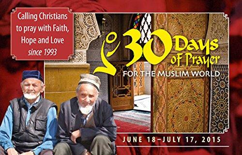 9780986412899: 30 DAYS Muslim Prayer Guide: 2015