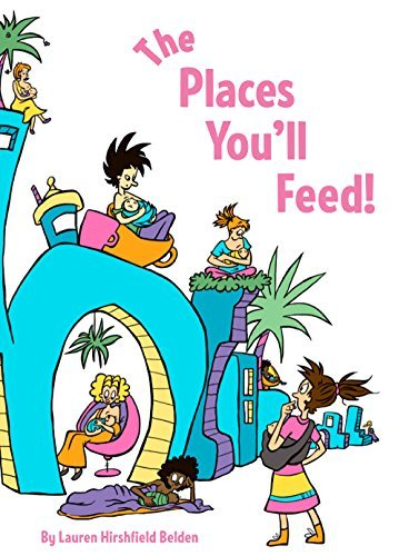 9780986430411: The Places You'll Feed!
