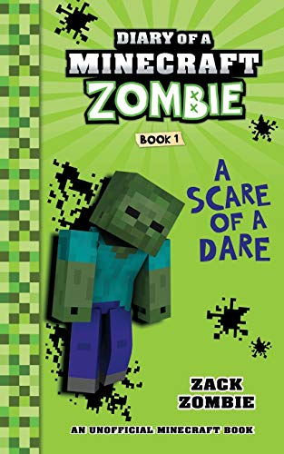 9780986444135: Diary of a Minecraft Zombie Book 1: A Scare of A Dare (Volume 1)